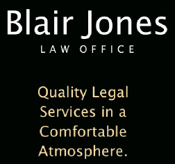 Blair Jones | Law Office, Pembroke Ontario